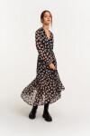 платье с ремнем женское