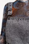сарафан джинсовый женский