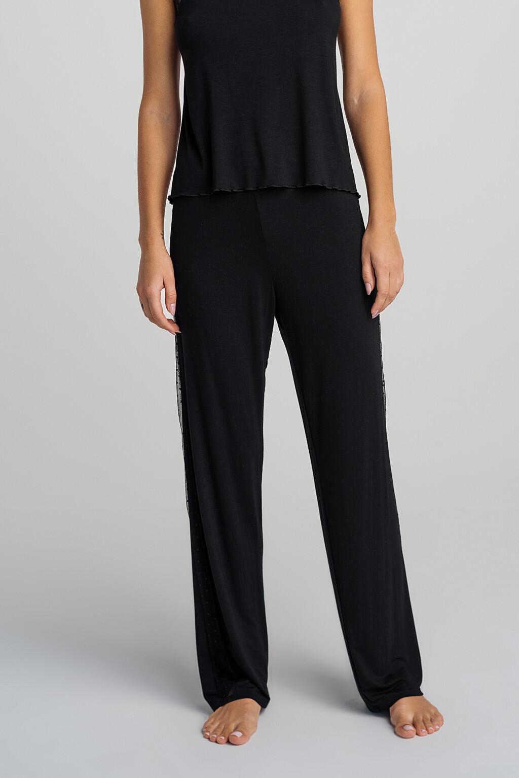 брюки пижамные женские