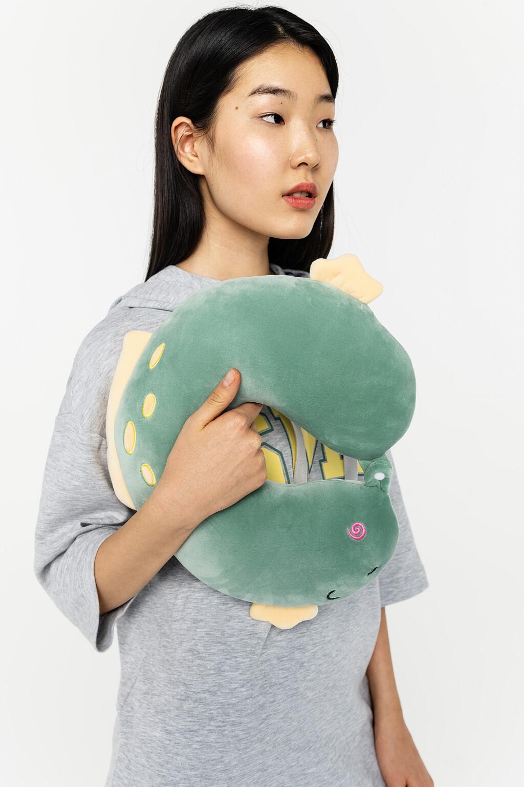 подушка декоративная для шеи