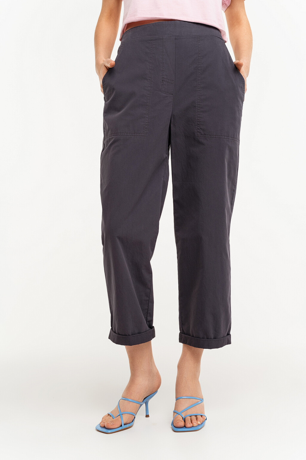 брюки жен.