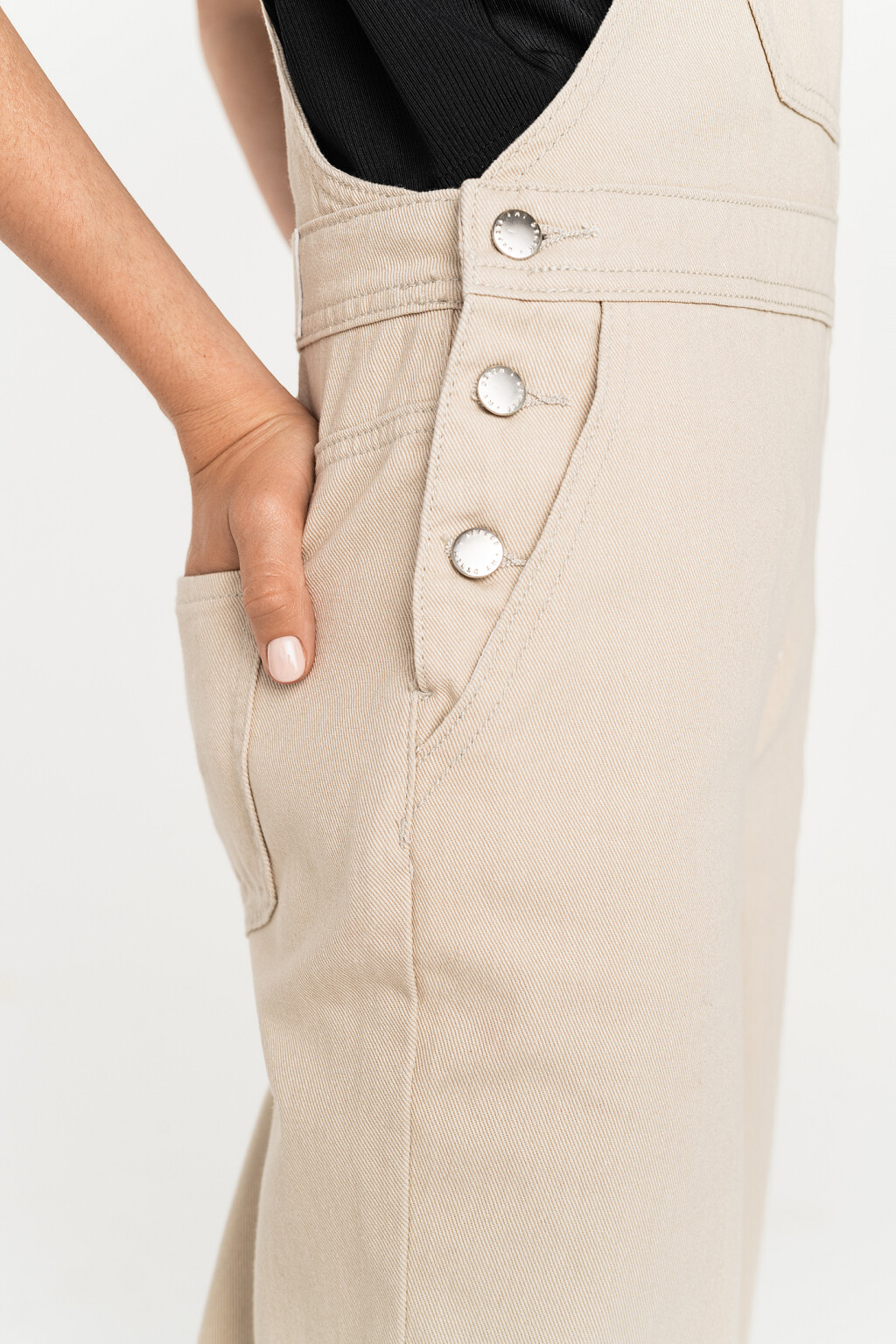 полукомбинезон джинсовый женский