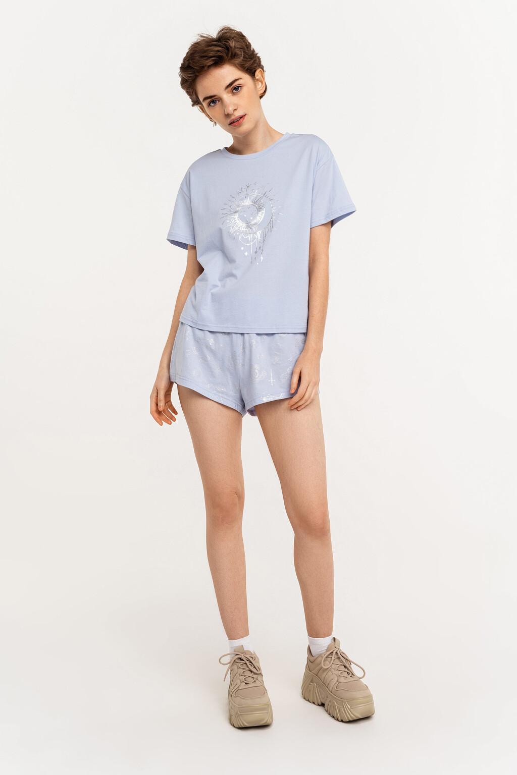 шорты домашние женские