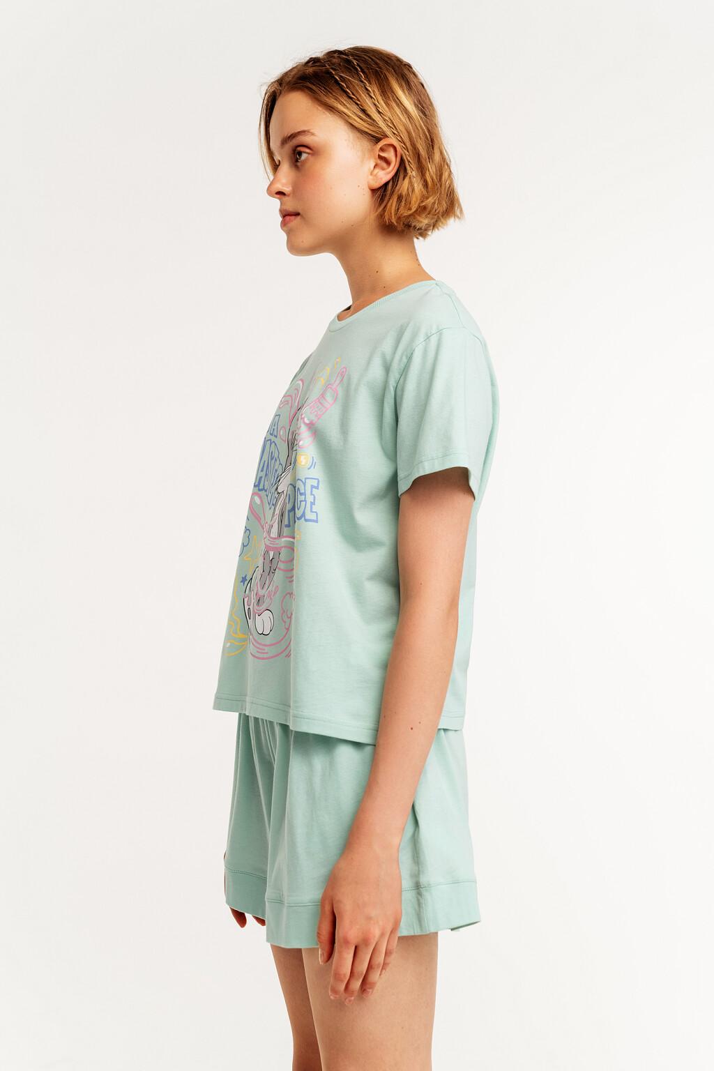 комплект пижамный женский