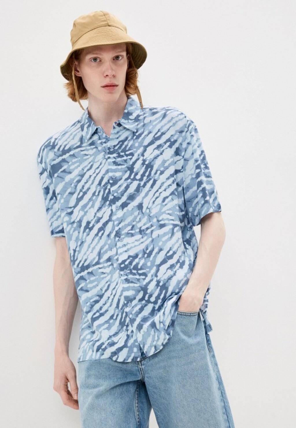 верхняя сорочка мужская