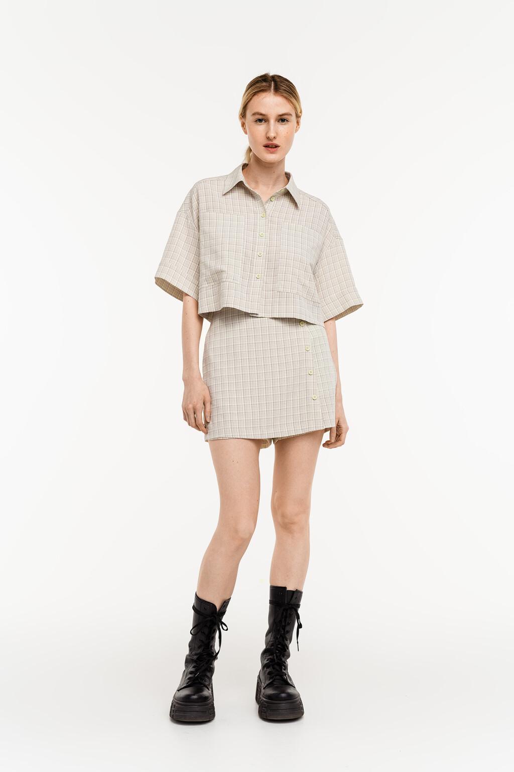 юбка-шорты женская