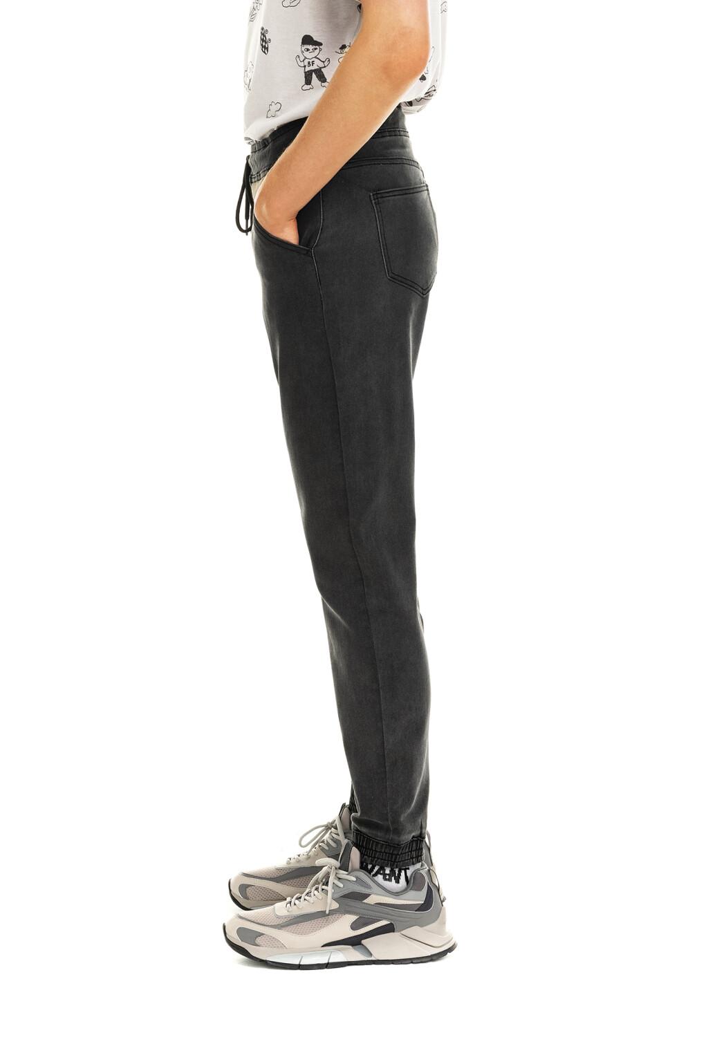 брюки джинсовые мужские