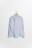 рубашка базовая в деловом стиле с отложным воротником