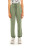 брюки-джоггеры хлопковые утепленные