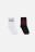 носки хлопковые с принтом (набор из 2 пар)