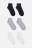 набор укороченных хлопковых носков (3 пары)