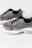 кроссовки из искусственной замши